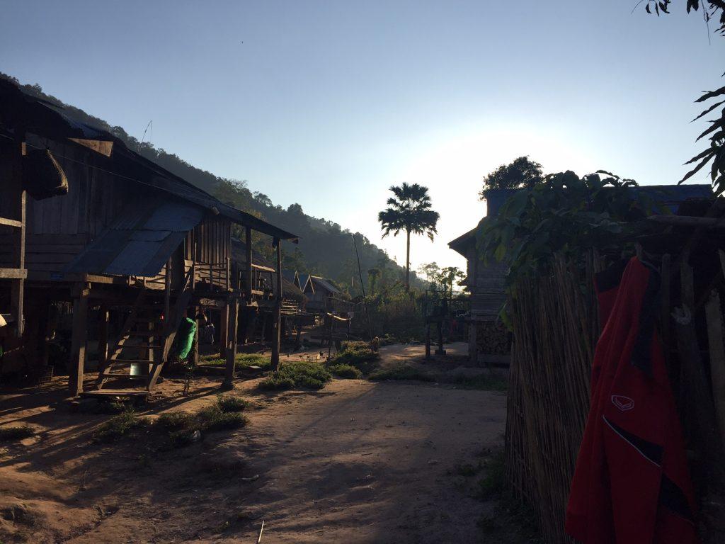 Na Lan village