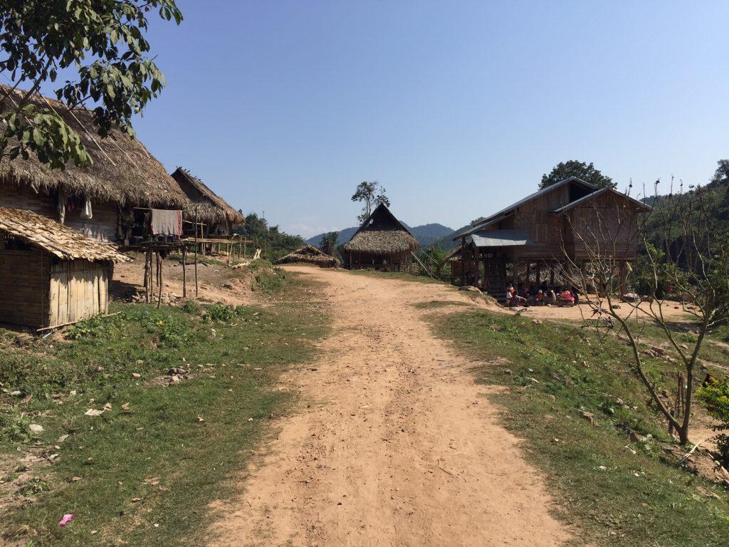 Nahome 1 village