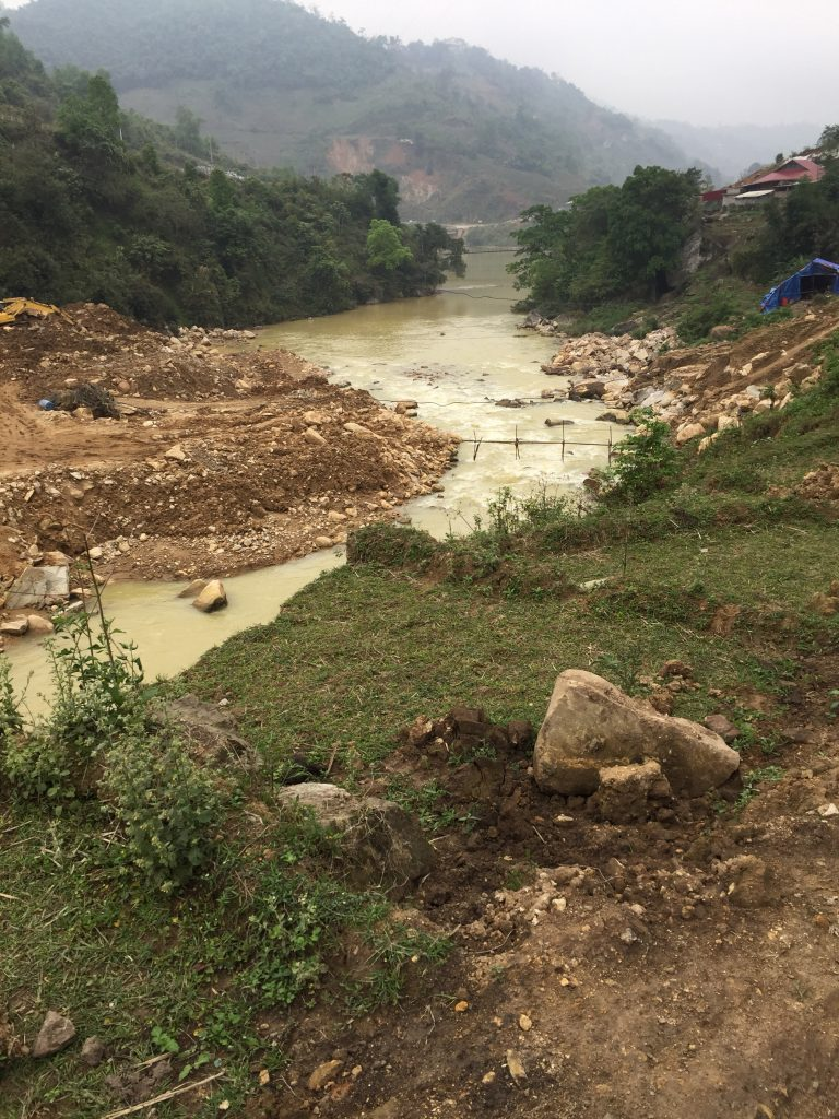 Industrialisation in Sapa
