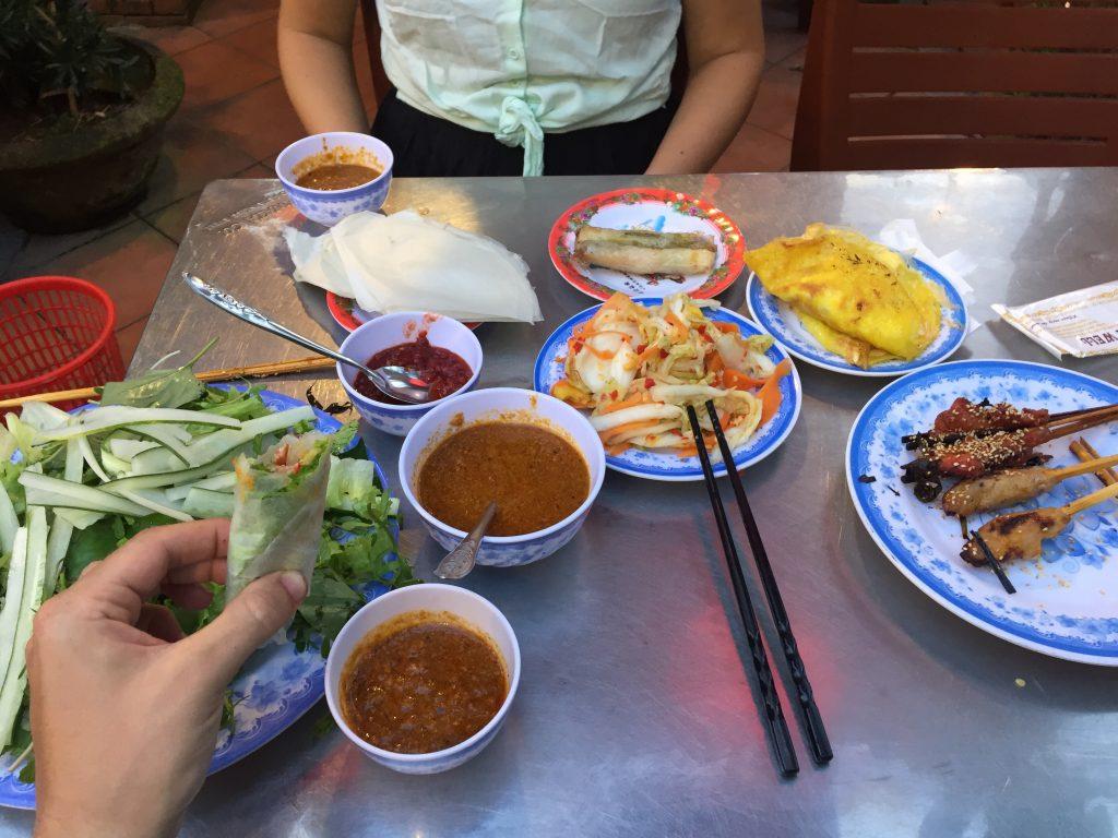 Bale Well Restaurant Hoi An