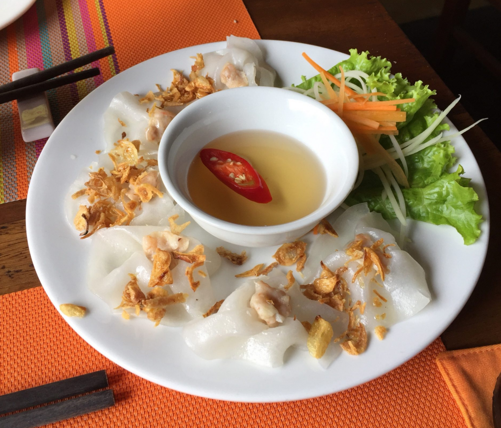 White Rose at Streets - the perfect way to escape the afternoon heat in Hoi An.